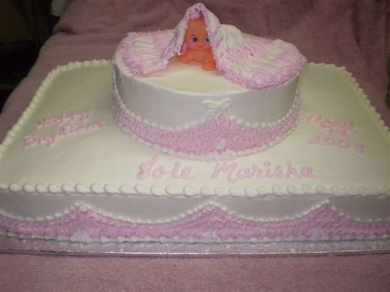baby shower cakes | Galería de pasteles para Baby Shower. - Ideas y material gratis para ...
