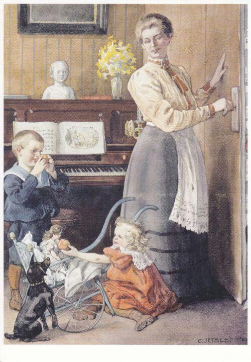 Cornelis Jetses, Pim en Mien