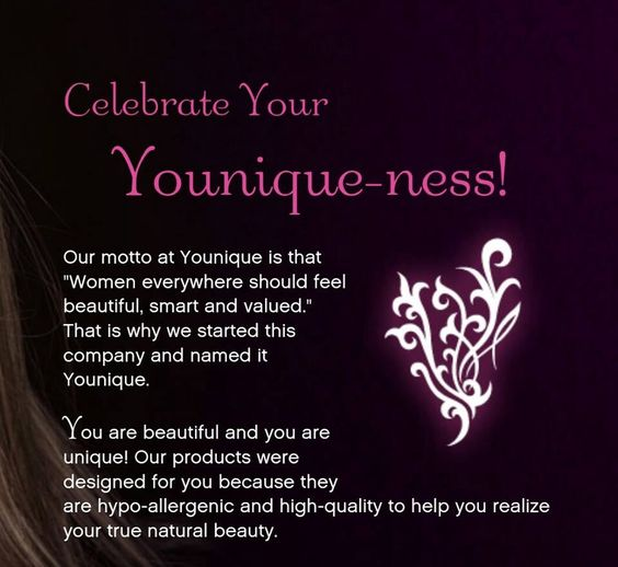 Younique Younique Presenter And Growing Companies On
