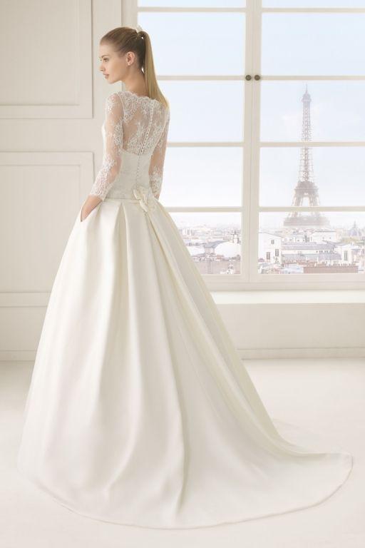 Robes de mariée Rosa Clara Versailles