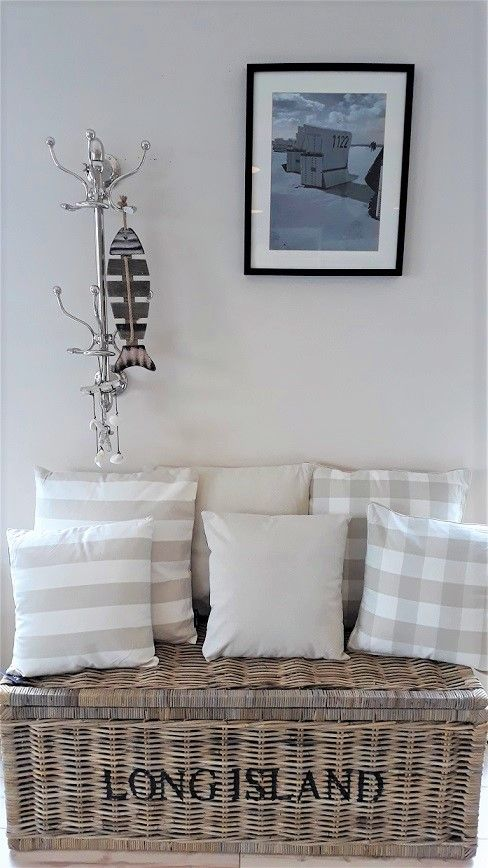 Dekokissen Im Landhausstil Maritimen Look Online Kaufen Style At Home Deckenlampe Schlafzimmer Haus Stile