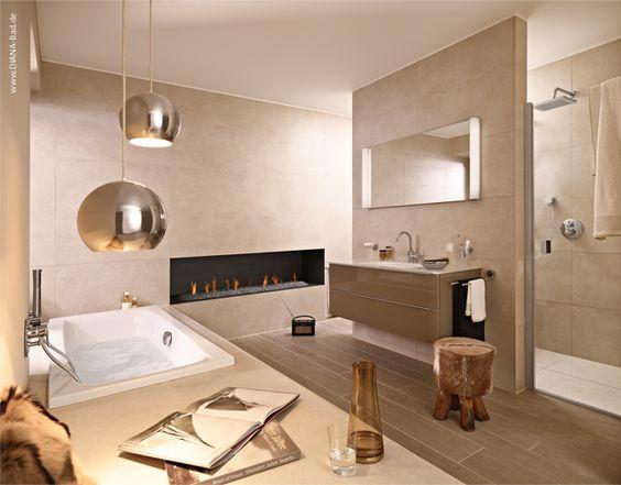 DIANA Bad U2013 10 QM U2013 Modern U0026 Anspruchsvoll | Badezimmer Planung | Pinterest  | Badezimmer, Bäder Und Hausbau