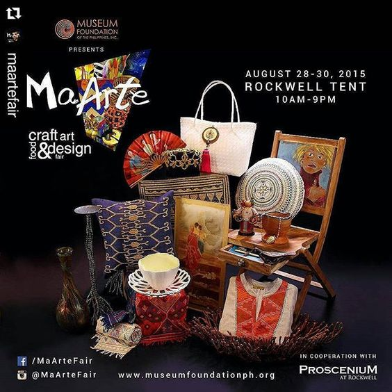 See you next week at the @maartefair 2015 on August 28-30 2015 10am-9pm at the Rockwell Tent Powerplant Mall Makati City!   #maarte #maarte2015 #maartefair2015 #SustainablyMade #MarsseTropicalTimber #bazaarphilippines #bazaarph #calendarthis #savethedate by sustainablymade