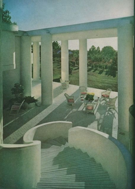The Peak of Chic®: Paul Rudolph and the Wallace House: