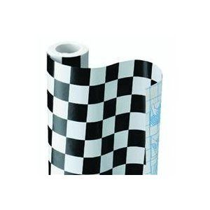Contact paper checkerboard