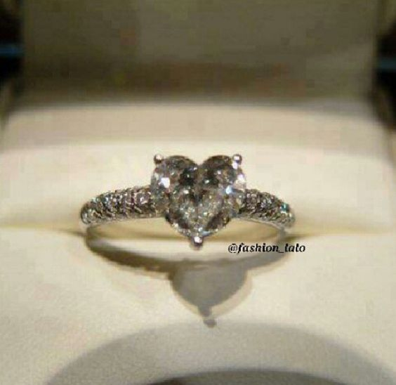 Cute promise ring JEWELRY for HER Pinterest