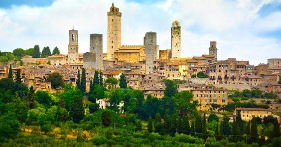 Wine World Tours, Europe - Siena,Italy