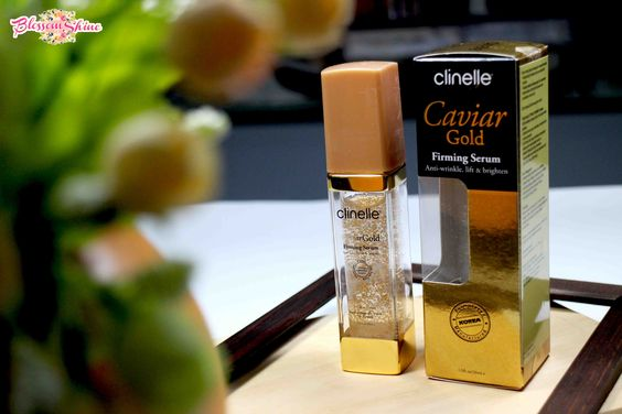Clinelle Firming Caviar Gold Serum