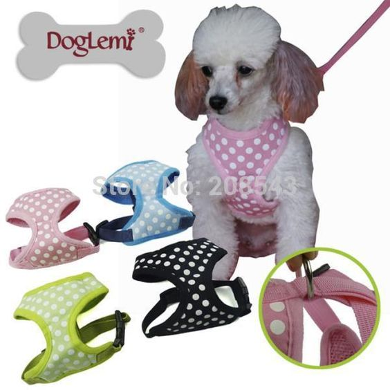 Find More Dog Collars & Leads Information about Free Shipping Soft Air Mesh  Pet Dog Puppy