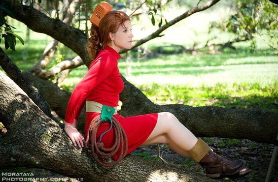 "Arrietty from ""The Borrower Arrietty"" cosplayed by *TheBird-TheBee (deviant art)"