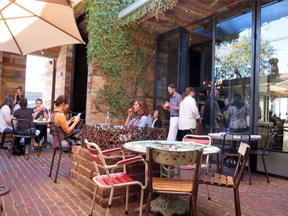 GJelina Restaurante em Venice Beach