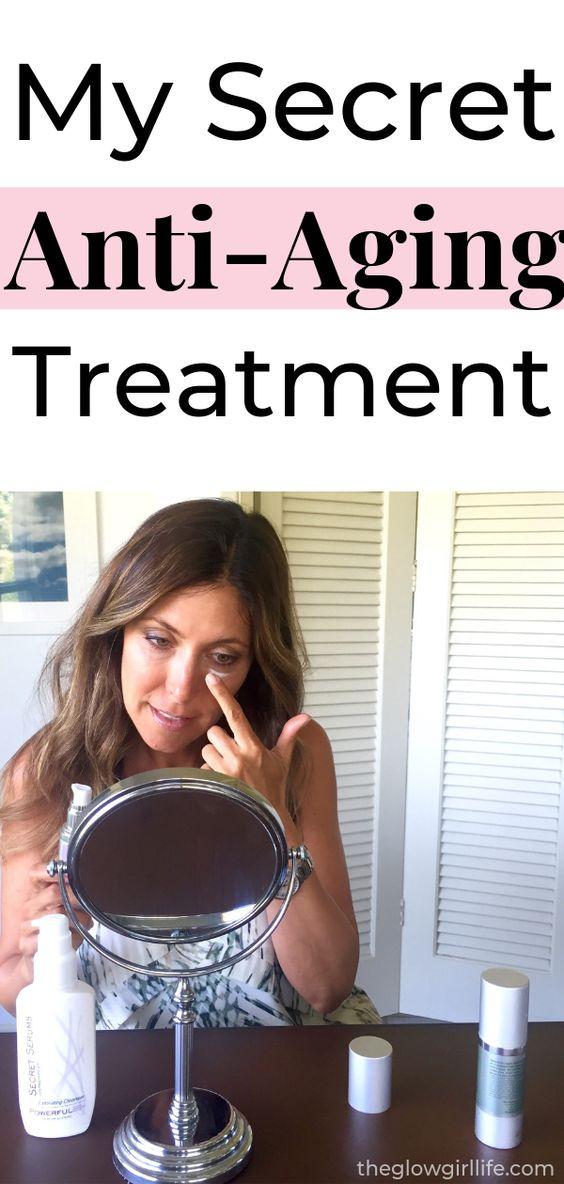 my secret anti-aging treatment