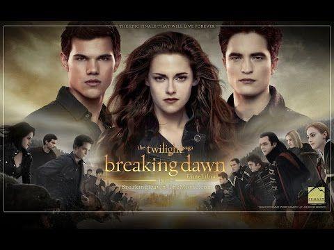 Crepúsculo- Amanecer – Parte 2 (2012) Pelicula Completa -Audio Latino- - YouTube
