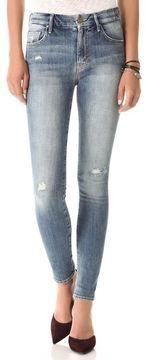 Mother High Waisted Looker Jeans on shopstyle.com