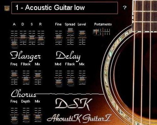 Download Dsk Akoustik Guitarz Vst Win Mac Guitar Acoustic Guitar Plugins