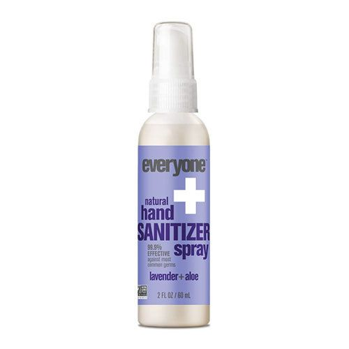 Everyone Hand Sanitizer Spray Lavender Aloe Hand Sanitizer