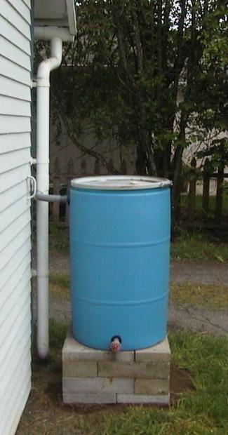 Sencillos pasos para construir un colector de lluvia para tu hogar