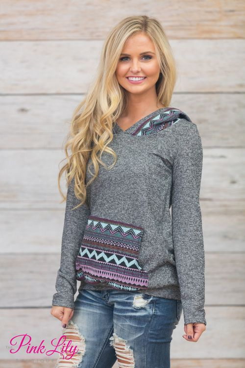 Stay cozy and chic all season long with these gorgeous hoodies!