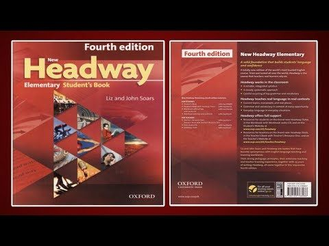 Update New Headway Elementary Student S Book 4th All Units 01 12 Full Youtube Kids Learning Videos Elementary Student
