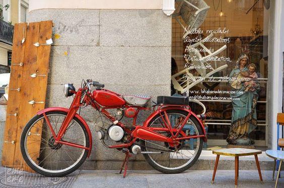 DecorAccion 2014 - Paseando por el Barrio de las Letras #decorAccion #madrid #decoracion #antiguedades #decoration