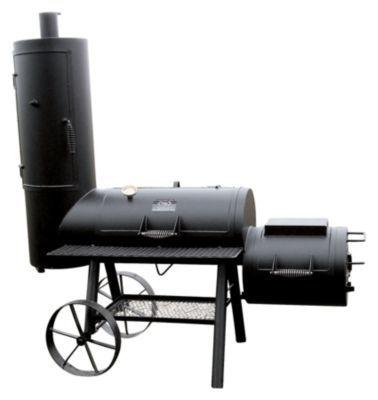 Horizon Smoker 16 Ranger Backyard Smoker | Edgeshots ...