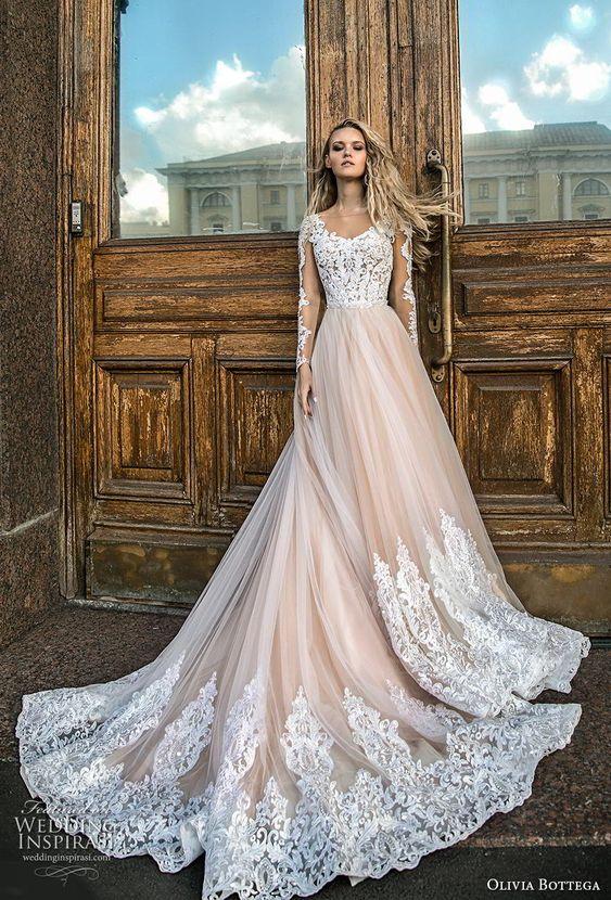 Olivia Bottega 2019 Wedding Dresses