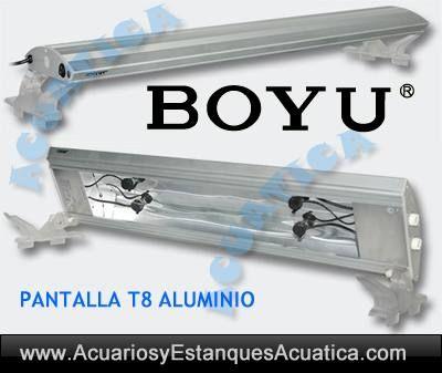 ** 40€ ** BOYU PANTALLA T8 60CM ALUMINIO ACUARIOS - Acuarios y Estanques Acuatica http://ow.ly/DsbJ7 http://acuariosyestanquesacuatica.com/iluminacion-acuarios-de-agua-dulce/561-boyu-pantalla-t8-aluminio-acuarios.html