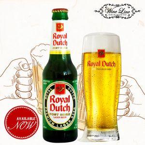 Bia Royal Dutch 5% - Chai 330ml