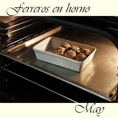 ferreros en horno