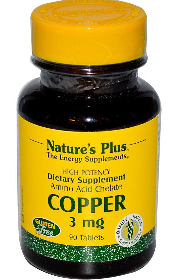 Image result for copper supplement