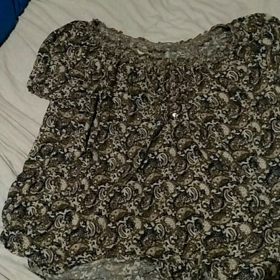 Ladies top Good condition Faded Glory Tops Blouses