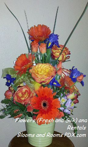 Any Occasion Flowers From Blooms and Rooms PDX (specializing in weddings)