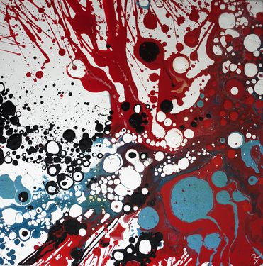 "Saatchi Art Artist Irina Rumyantseva; Painting, ""Inspicere"" #art"