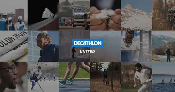 We Are All Delighted Sportspeople Who Have Turned Our Passion Into Our Job Which Is To Make Sports Accessible For The Many Decathlon The Unit Photo