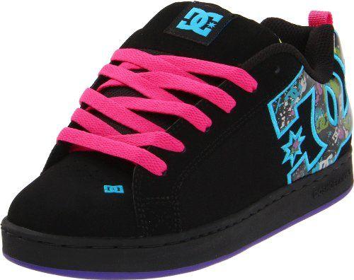 Dc Women S Court Graffik Se Skate Shoe