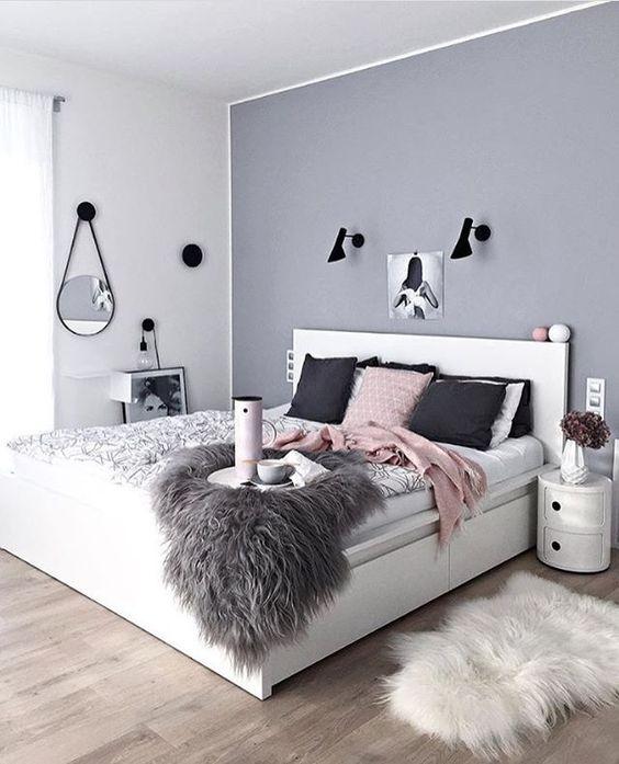 Die 60 besten Bilder zu Traum zimmer auf Pinterest Dachgeschoss - schlafzimmer komplett günstig online kaufen