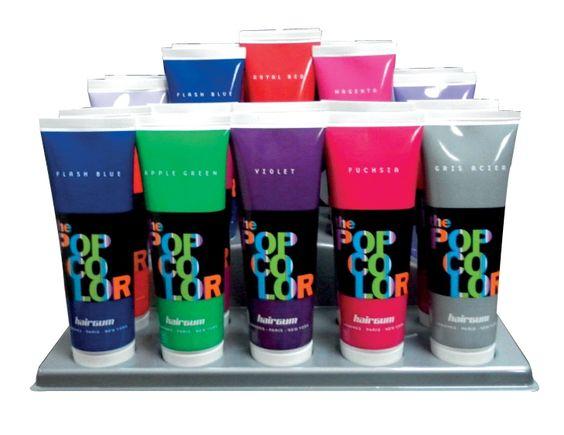coloration pop color by hairgum 60 ml ariland hairgum coloration - Coloration 60