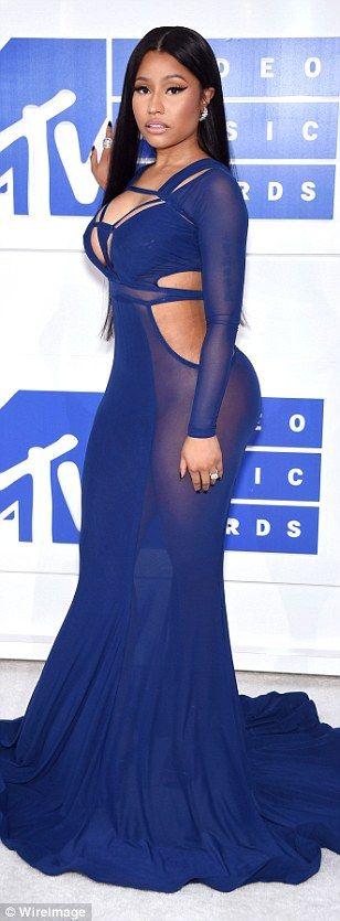 Curves ahead! Beyonce, Kim Kardashian and Nicki Minaj dominated the red carpet…