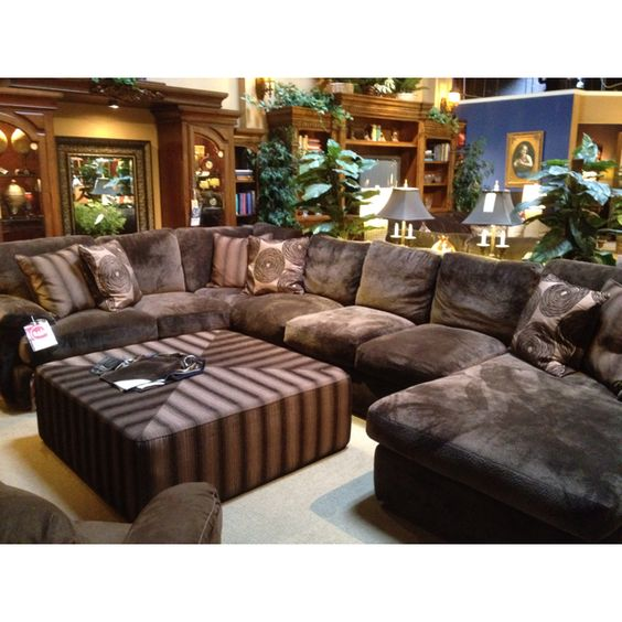 Robert Michael sectional We just bought it and LOVE it Most