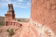 return to Palo Duro Canyon, TX