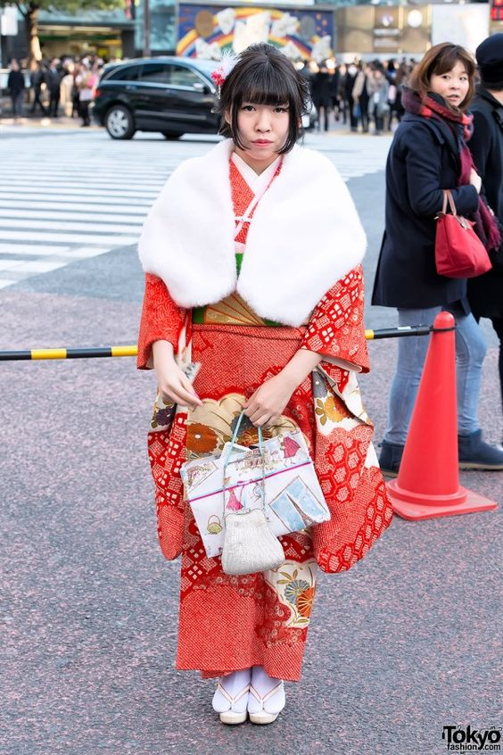 Coming of Age Day Kimono in Japan (24)