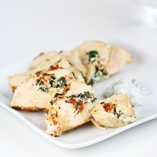 with goat cheese stuffed chicken breasts stuffed chicken goat cheese ...
