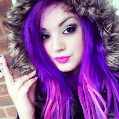 Hot Hair Chalk For Girls Beautiful Hair Pinterest