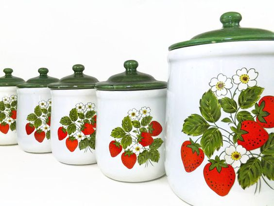 Pinterest the world s catalog of ideas - Strawberry kitchen decorations ...
