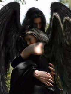 Resultado de imagen para angeles goticos