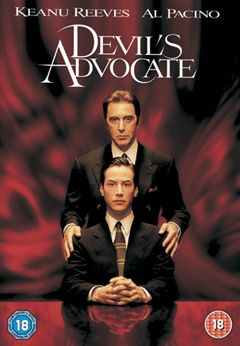 The Devil's Advocate coming on today on syfy at 2:00 pm