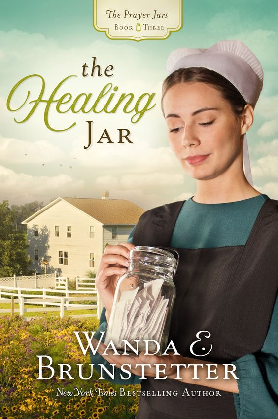 The Healing Jar is Book 3 in my Prayer Jars series. It will be published in August 2019.