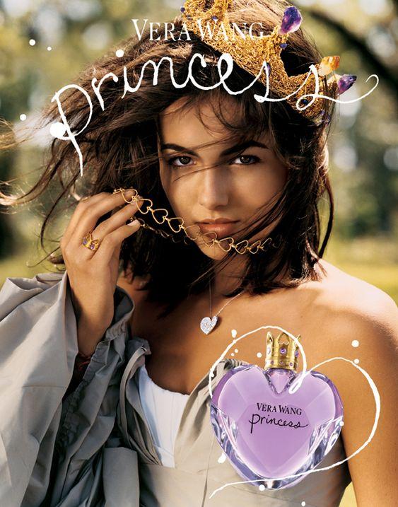 Perfume Princess de Vera Wang #perfumefeminino