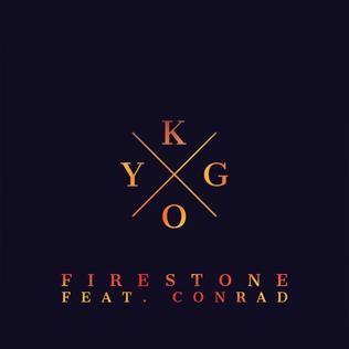 Kygo, Conrad Sewell – Firestone acapella