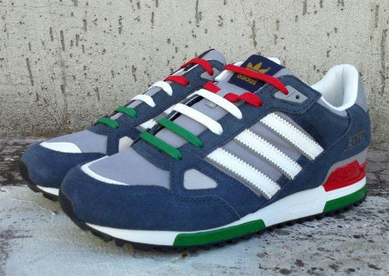 Adidas Zx 750 Italia Ebay